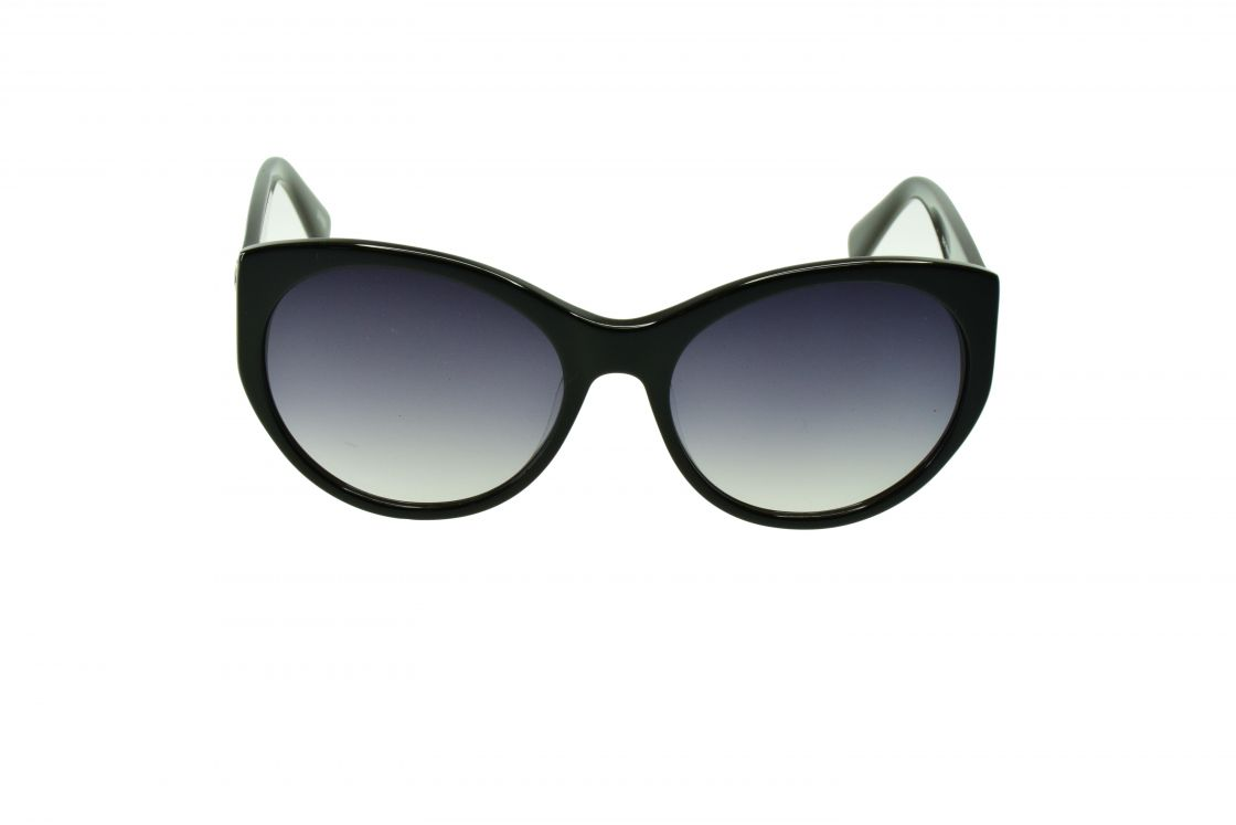 OVERSIZE BLACK SUNGLASSES